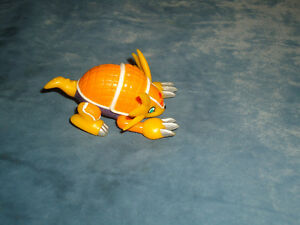 "Bandai Digimon 3.5"" Action Figure Armadillomon Rare Kingston Kingston Area image 2"