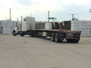 2006 Transcraft 48' flatbed trailer for sale by Owner