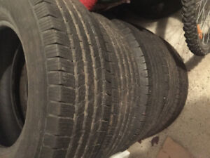 265/75R16 LT summer tires  #1