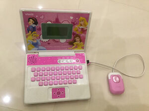 VTech disney's princess fantasy notebook / laptop