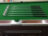 Golf club set ideal for beginner