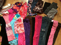 Loot of girls size 6 clothes