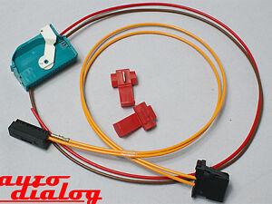 BMW USB SA6FL - TCU Mulf2 Nachrüstung 50cm - E60 - E70 - E87 - E90 - Retrofit