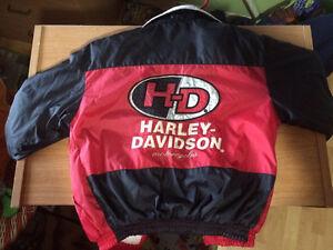 Child's lined Harley-Davidson Jacket