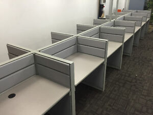 Refurbished Office Cubicles Like New Condition Any Size & Colour Windsor Region Ontario image 6