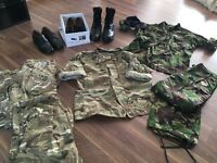 Cadet uniform