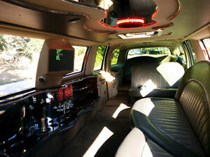 Wedding Limousine and Party Bus Service for All Occasion