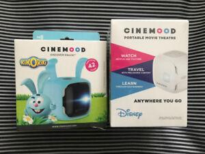 NEW UNUSED Portable Movie Projector | Netflix & Preload Content