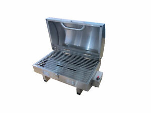 ALL NEW STAINLESS STEEL PORTABLE outdoor BBQ by THOR
