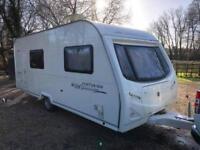 2009 Avondale Centurion 550 4 berth caravan Awning, BARGAIN !