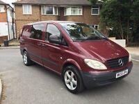 Mercedes Vito 2.2 Diesel 8 Seater