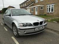 2003 BMW 318 SE SALOON E46 AUTO AUTOMATIC 100k 1 OWNER! 316 320 325 328