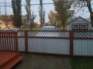 Beautiful main floor 1B.R suite of house for rent , not a basemn