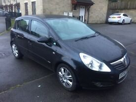 Corsa 1 owner low priced! Only 33k mileage.