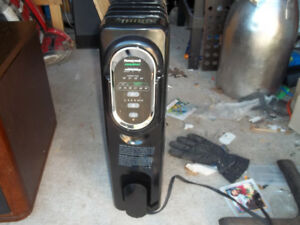Honeywell Oil Filled Whole Room  Heater
