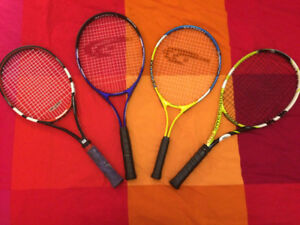 Raquettes de tennis Matrix