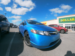 2008 honda civic good condition