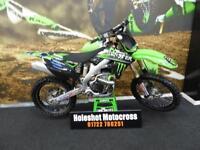 Kawasaki KX250F Motocross bike