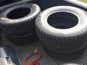 Brand New Snow Tires
