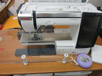 Janome 12000 Sewing/Embroidery Machine