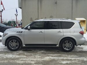 2012 Infiniti QX56 TECH PACKAGE SUV, Crossover
