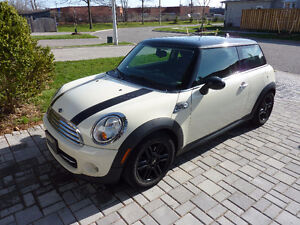 2012 MINI Baker Street Edition Coupe (2 door)
