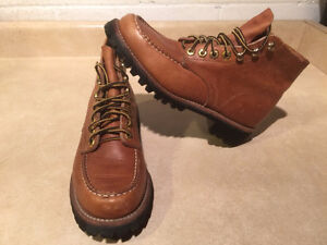 Women's Nerman Leather Hiking Boots Size 5 London Ontario image 5