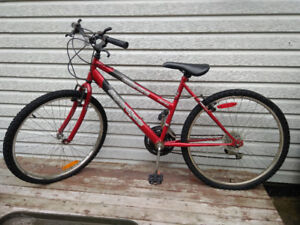 "26"" bike   18-speed"