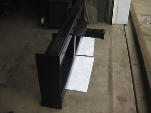 "Skidsteer / Bobcat Hitch Attachment "" Trailer Mover """
