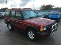 Land Rover Discovery 2.5Td5 ( 7 st ) Auto Td5 ES (7 seat) 4X4 JEEP MARCH 17 MOT