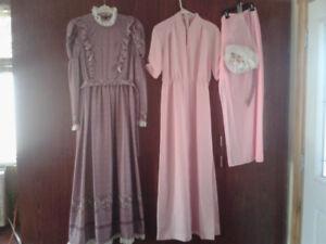 robe d'époque