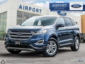 2016 Ford EDGE SEL FWD with only 32,396 kms