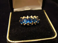 2.2ctw Sapphire 14k Gold Ring *BLACK FRIAY SALE NOW ONLY $367.50