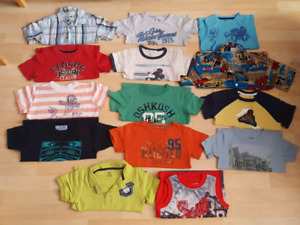 size 3T summer clothing lot $30
