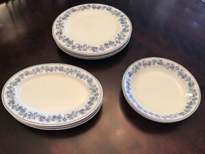 French Porcelain Dishes