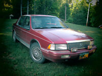 1989 Plymouth Acclaim Berline