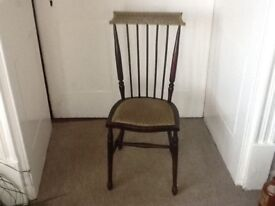 Arts and crafts Hall/Bedroom chair