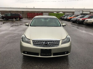 2006 Infiniti M35. CERTIFIED, E TESTED, WARRANTY. NO ACCIDENT