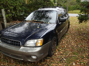 2003 Subaru Outback Hatchback West Island Greater Montréal image 1