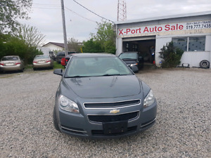 2008 Chevrolet malibu certified and etested