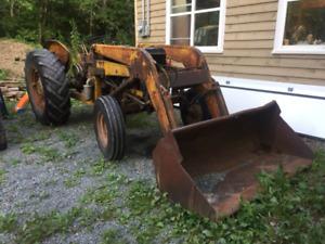 Massey Ferguson MF65 tractor w/ loader
