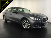 2015 INFINITY Q50 SE EXECUTIVE DIESEL AUTOMATIC 1 OWNER SERVICE HISTORY FINANCE