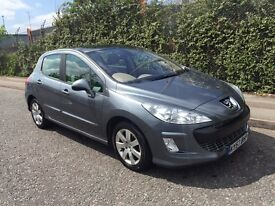 ***PEUGEOT 308 1.6 HDI PAN ROOF ALL EXTRAS FULLY LOADED FULL HISTORY*** £3475! *FINANCE+WARRANTIES*