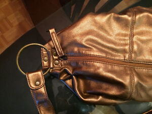 Copper Coloured Boho Style Purse West Island Greater Montréal image 5