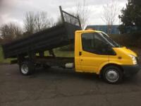 Ford Transit 2.2TDCi ( 125PS ) ( EU5 ) ( RWD ) 350 LWB TIPPER