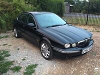 Jaguar X-Type 2099cc V6 2003