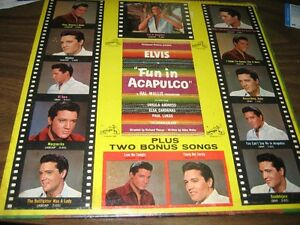Rediced price ELVIS LP FUN IN ACAPULCO Gatineau Ottawa / Gatineau Area image 2
