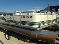 1998 Northwood 18ft Cruise pontoon