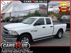 2017 Ram Ram Pickup 1500 4x4 ST 4dr Quad Cab 6.3 ft. SB Pickup