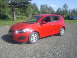 2012 Chevrolet Sonic LT !! BIG SALE WEEK AT CORRIDOR AUTO !!